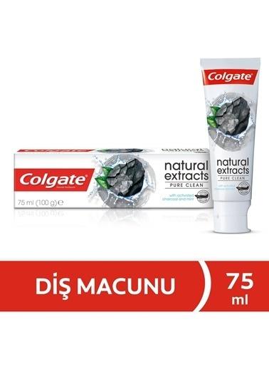 Colgate Colgate Natural Extracts Pure Clea,RNKSZ Renksiz